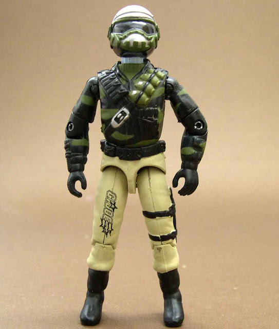 Unproduced Tiger Force Steel Brigade, Midnight Chinese, Mail Away