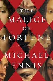 Giveaway - The Malice of Fortune