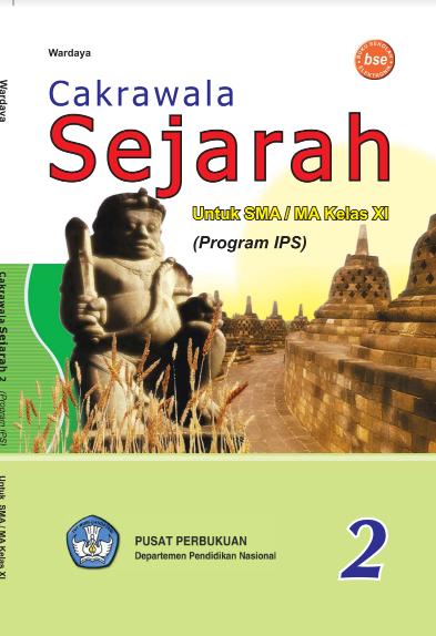 Download Buku Siswa KTSP SMA Kelas 11 Mata Pelajaran Cakrawala Sejarah (IPS)