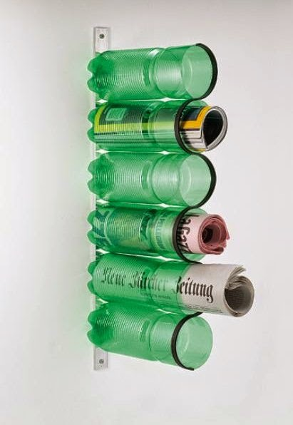 Reciclar botellas de plástico