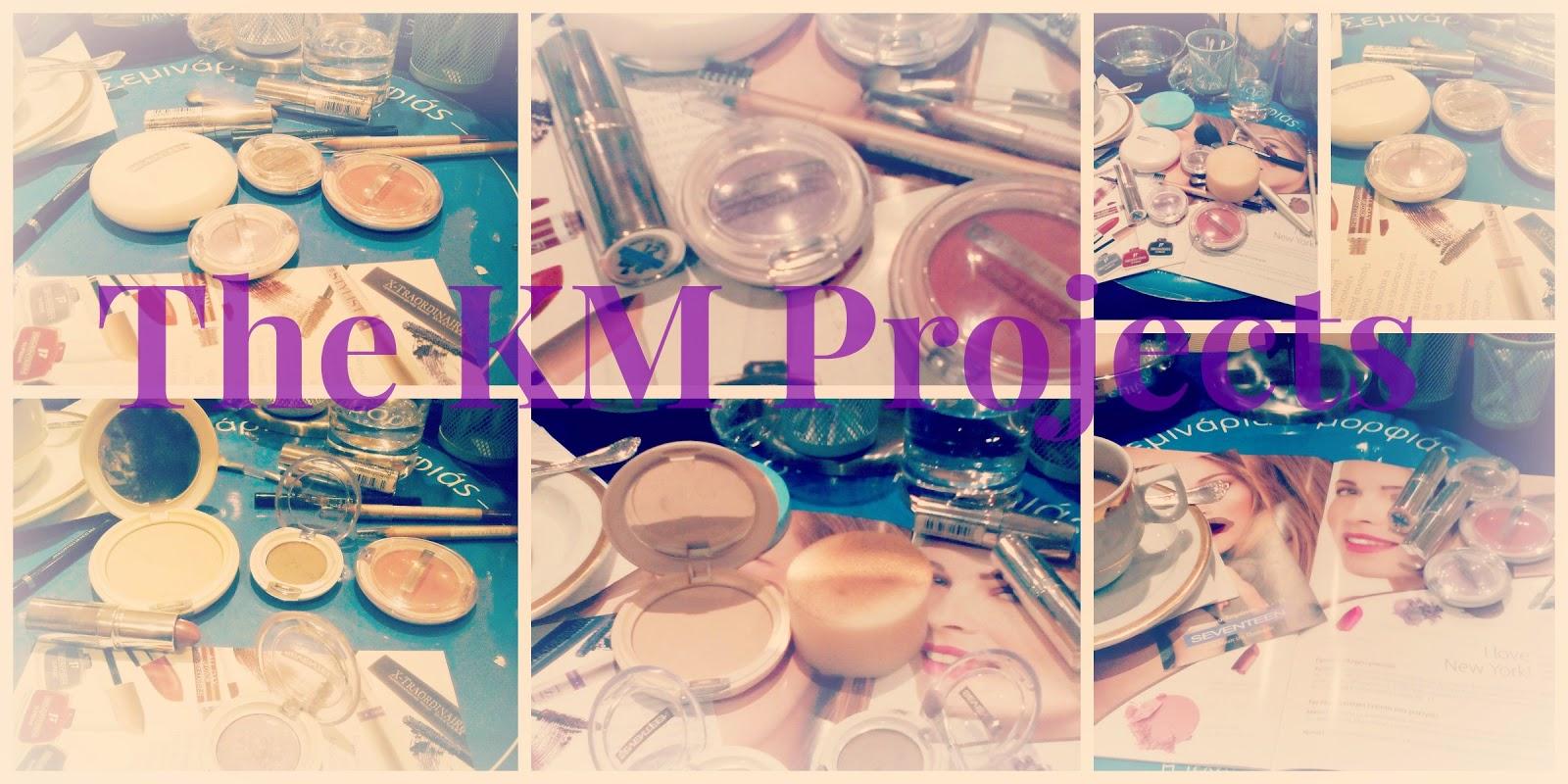 Seventeen Cosmetics makeup seminar