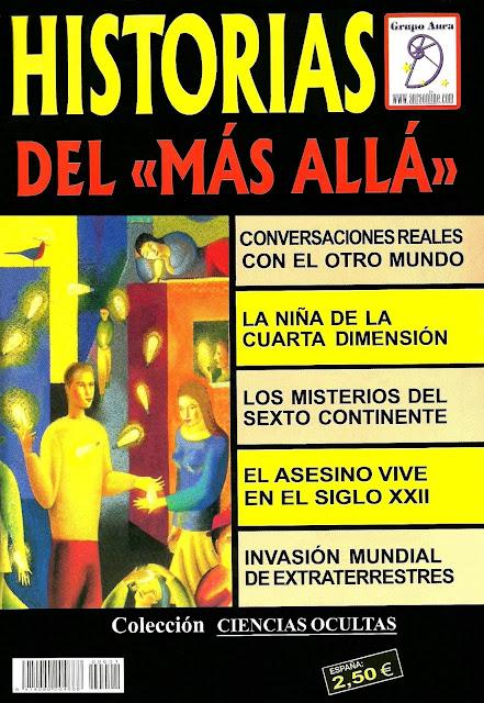 Historias del Más Allá de Sebastián Frías