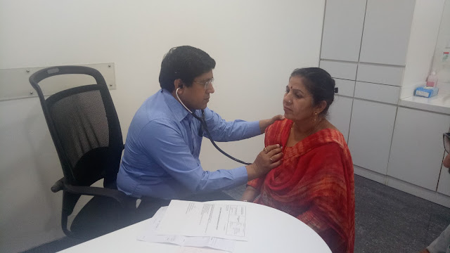 Columbia Asia Hospitals, Patiala conducts a 3-day Cardiology Camp: Doctors advocate greater caution against adverse lifestyle risk factors, advice regular heart screenings