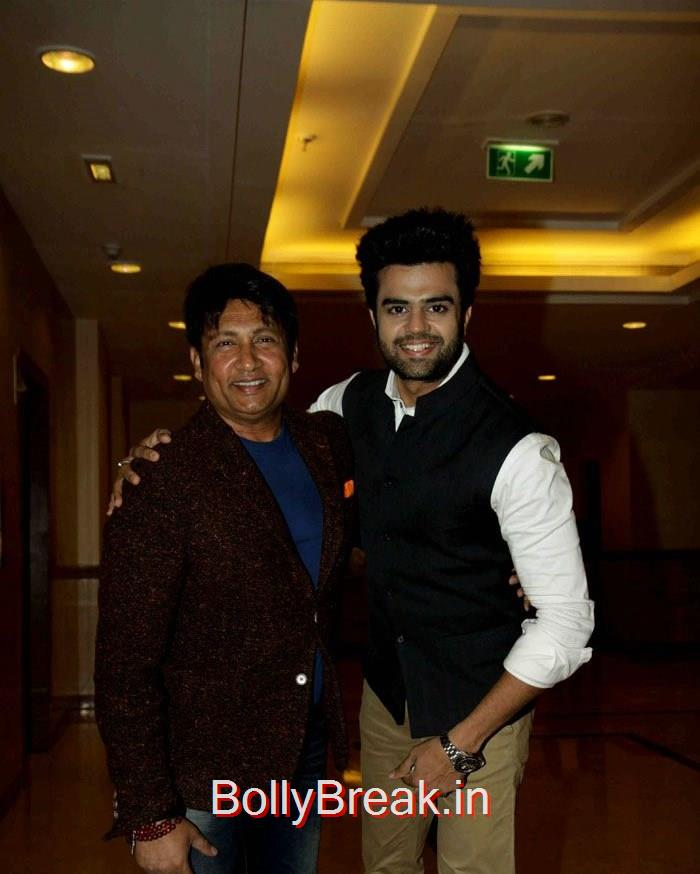 Shekhar Suman, Manish Paul, Singer Abhijeet Wedding Anniversary Photo Gallery