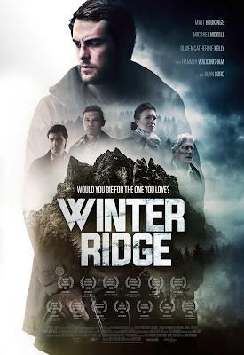 Winter Ridge Poster