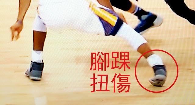 好痛痛 腳踝 扭傷 運動傷害