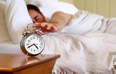 fakta berbahaya tidur usai sahur atau tidur menjelang pagi