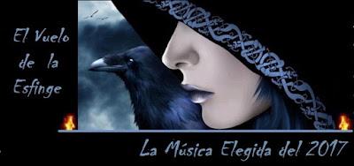 La Música del 2017 Elegida por El Vuelo de la Esfinge