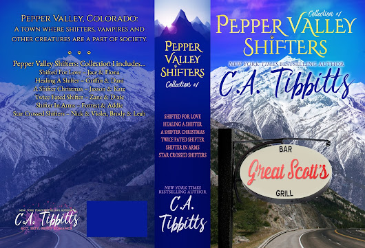 Pepper Valley Shifters books 1-4 is now in a Collection!