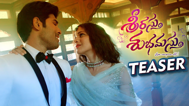 Watch Srirastu Subhamastu Telugu Movie Teaser ,Trailer | Allu Sirish, Lavanya Tripathi | Geethaarts