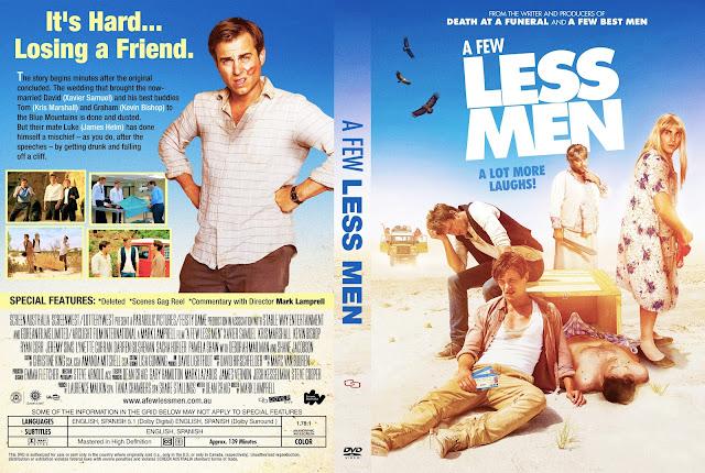 A Few Less Men DVD Cover
