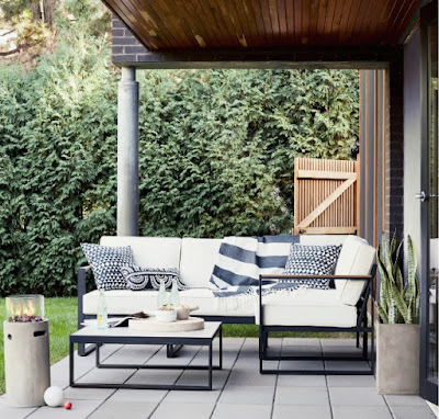 the best all weather outdoor sofas on a budget