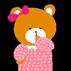 Chompoo Bear Bear