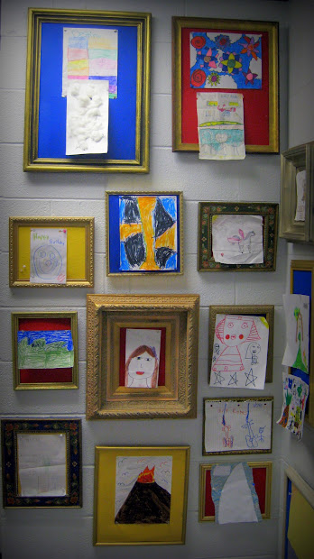 Cassie Stephens In Art Room Masterpiece
