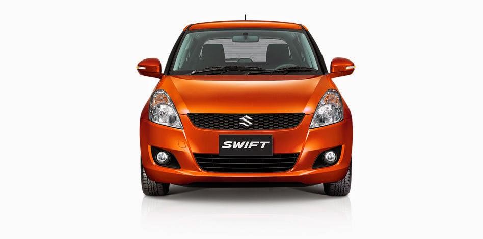 suzuki swift 2014 màu cam