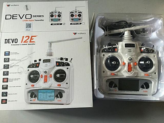 Walkera Devo 10 Professional Radio Controller