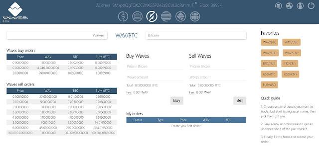Waves-Decentralized-Exchange