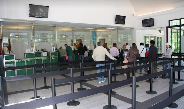 Ticketcenter fila dos ingressos