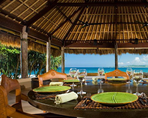 www.Tinuku.com Nihiwatu Resort as the World's Best Travel Awards 2016 combines luxury and local cultural elements