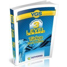 Güvender YGS 3 Level Türkçe Soru Bankası