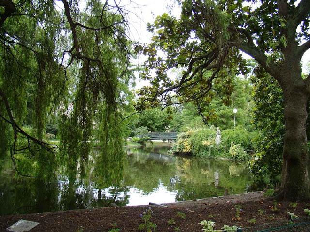 Jardim Botânico de Bordéus