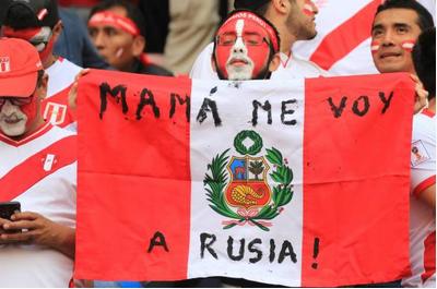 Perú en Top 10 del ránking FIFA