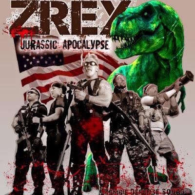 Z-Rex: Jurassic Apocalypse