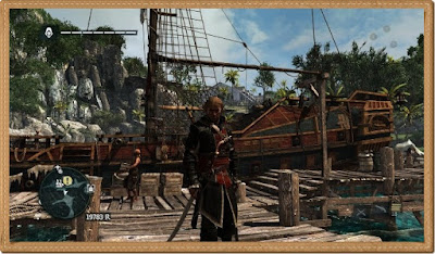 Assassin's Creed 4 Black Flag PC Games Gameplay