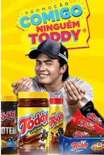 Cadastrar Promoção Toddy Comigo Ninguém Toddy Whindersson Nunes
