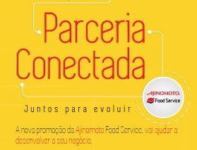 Promoção Ajinomoto 2017 Parceria Conectada Pessoa Jurídica