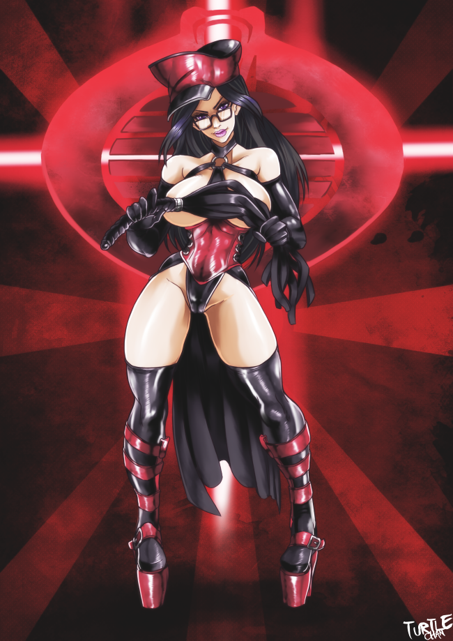 The Baroness Latex 3
