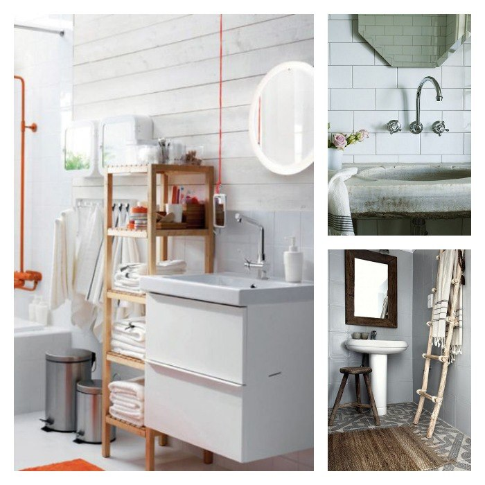 Una pizca de hogar claves para renovar tu ba o sin obras for Como renovar una cocina sin obras