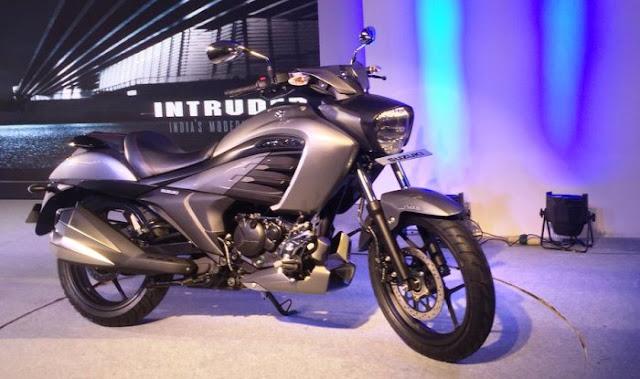 Suzuki Intruder 150 Hd Wallpapers 02