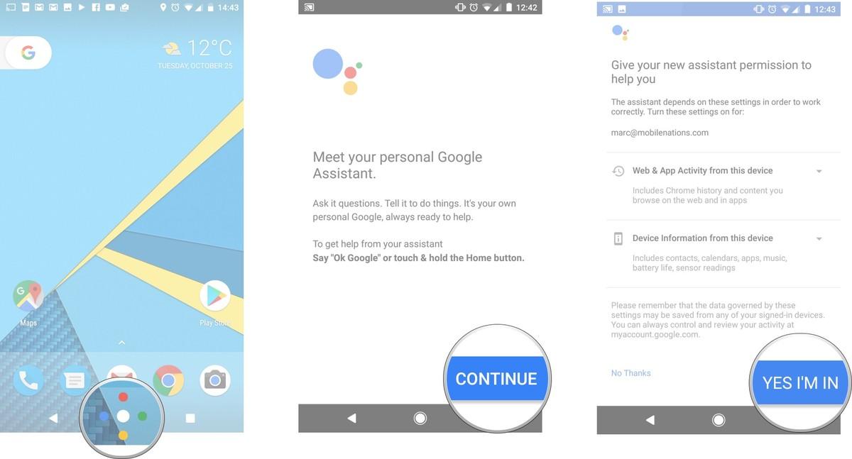 ¿Cómo Configurar o personalizar tu experiencia con Google Assistant?