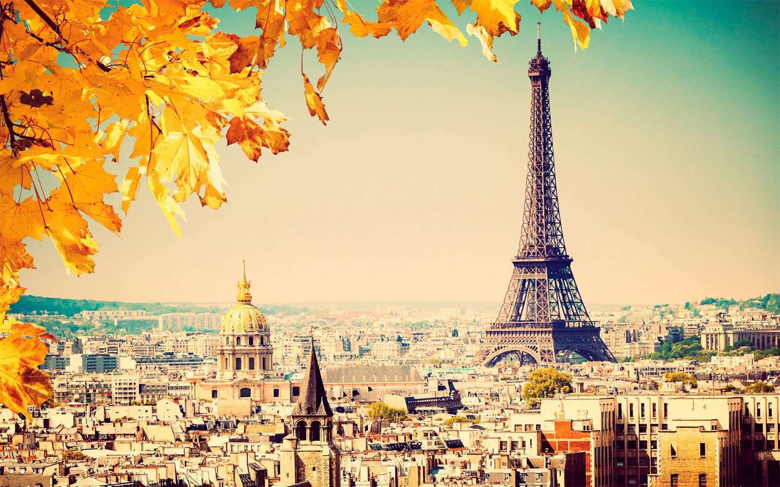 Paris e torre Eiffel