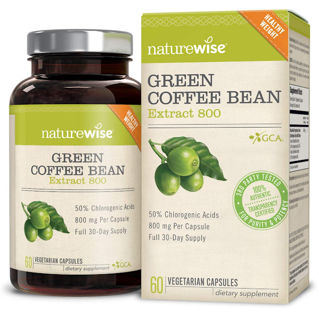 حبوب القهوة الخضراء Green Coffee Bean