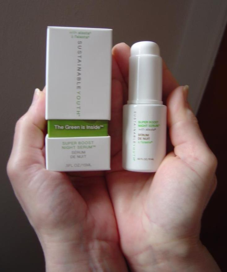 Sustainable Youth Super Boost Night Serum