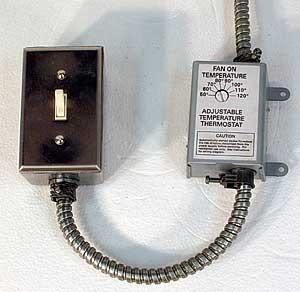 120v attic fan thermostat wiring diagram 120v thermostat wiring diagram