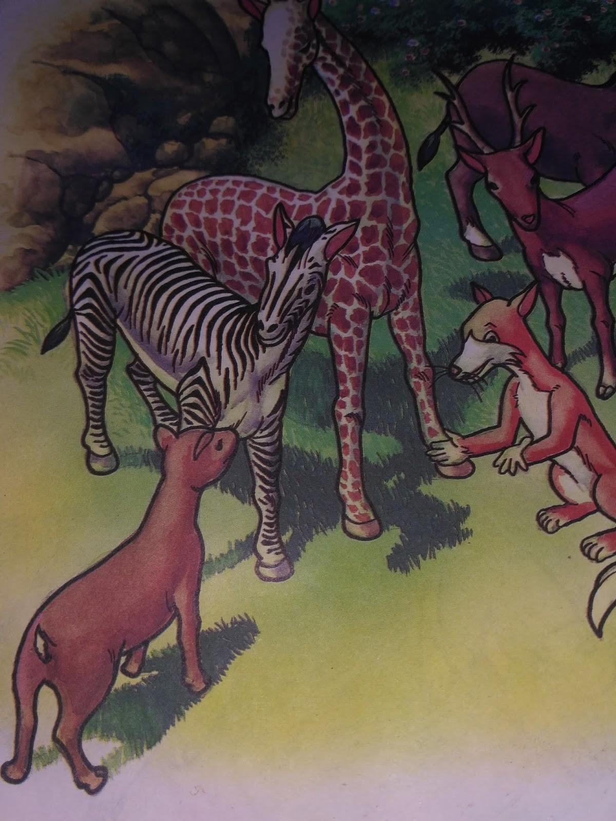 cerita kancil dengan gajah, kancil dengan buaya, kancil dengan harimau, kancil dengan semut, kancil dengan binatang buas