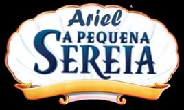 Ariel - logo - A Pequena Sereia
