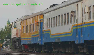 Harga Tiket KA Jakarta Cirebon