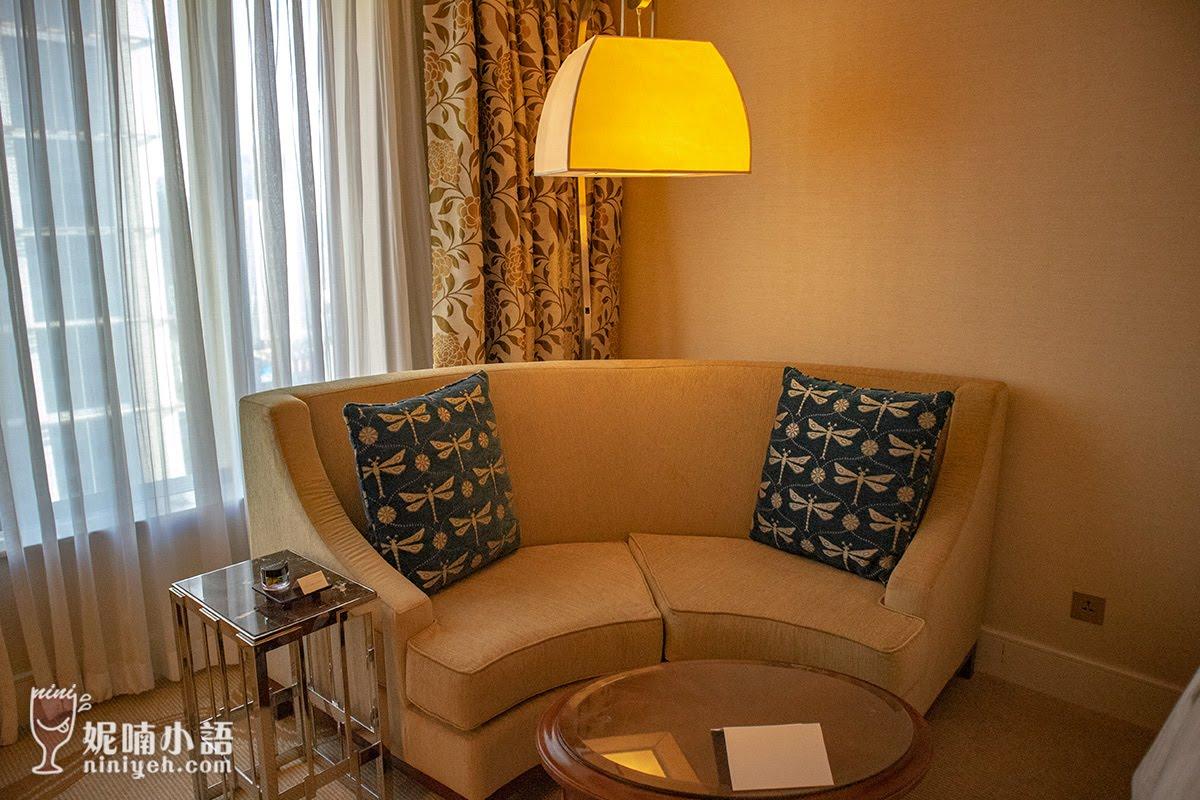【澳門酒店推薦】康萊德酒店 Conrad Macao。三度獲評福布斯旅遊指南五星級