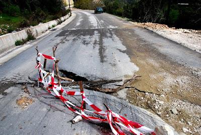 Περιφέρεια Ηπείρου: Εκτεταμένες παρεμβάσεις για αποκατάσταση ζημιών και βελτιώσεις του οδικού δικτύου