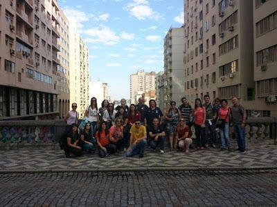 Tchêncontro em Porto Alegre