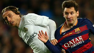 Barcelona vs Real Madrid 1-2 Video Gol & Highlights