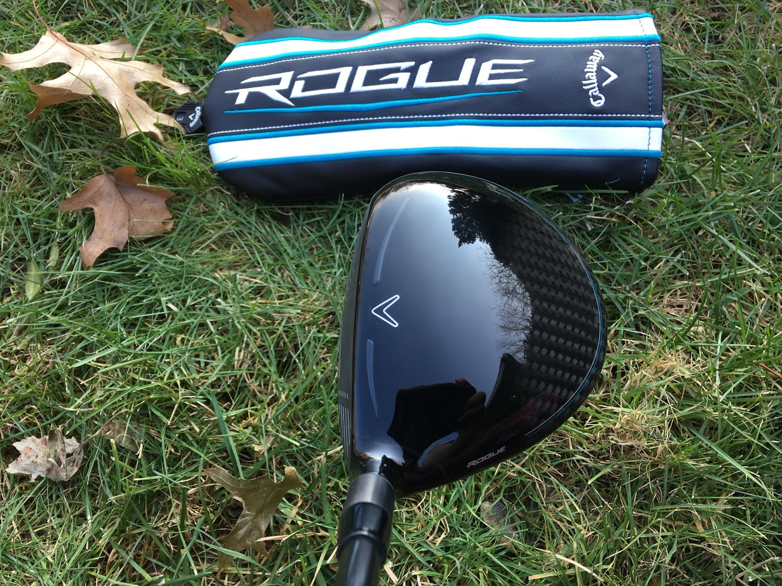 The #1 Writer in Golf: Callaway Golf Rogue Fairway Wood