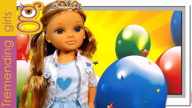 Celebra tu Cumpleaños con Nancy Cumpleaños Feliz - Nancy Happy Birthday
