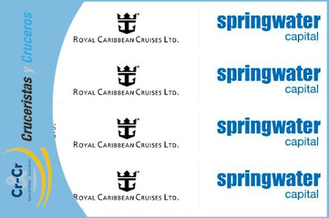 Royal Caribbean Cruises Ltd. y Springwater Capital anuncian la creación de una Joint Venture