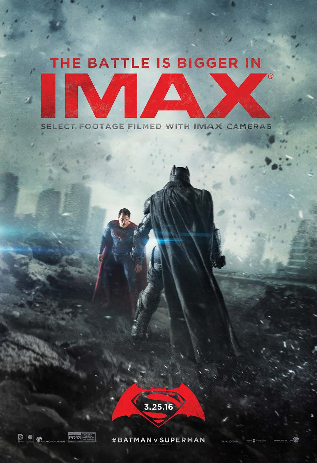 Batman v Superman: Dawn of Justice (IMAX)