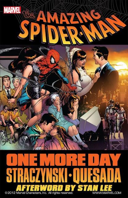 One More Day Spider-Man Un día más español descarga mega